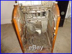 Mills Antique Slot Machine Extraordinary