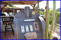 Mills Antique Slot Machine Page Boy