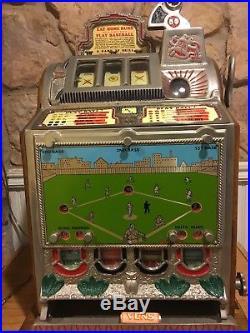 Mills Baseball slot machines for sale