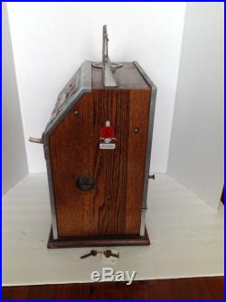 Mills Bell Boy Trade Stimulator Slot Machine