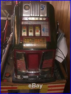 Mills Blue Bell Slot Machine
