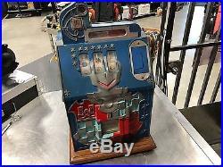 Mills Castle 10 cent Front Slot Machine All Original