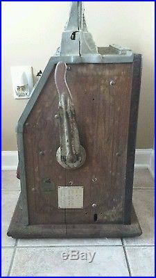 Mills Castle Front Slot Machine for parts or Restoration
