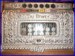 Mills Dewey nickle slot machine