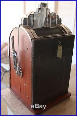 Mills Extraordinary 10 Cent Slot Machine (Must Read) Antique