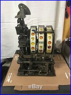 Mills FOK Slot Machine Mech With Skill Stops