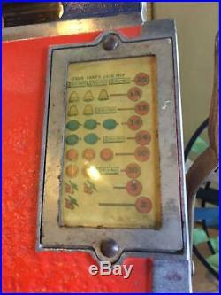 Mills Futurity Slot Machine 5cent