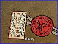 Mills Golden Falls Slot Machine 5 cents