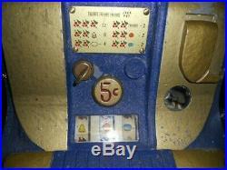 Mills Hash Mark QT 5 cent Machine