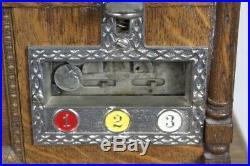 Mills Jockey Card Slot Machine
