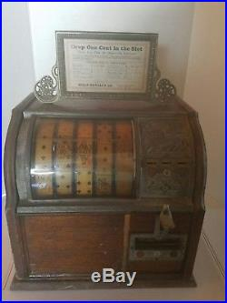 Mills Jockey Trade Stimulator Slot Machine Will Need Restoration