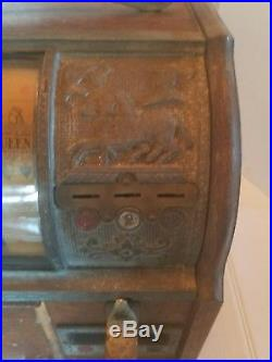 Mills Jockey Trade Stimulator Slot Machine Will Need Some Restoration