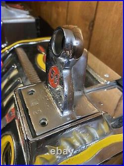 Mills Lions Head 5 Gooseneck Bell- Mills Novelty Co