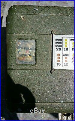 Mills Novelty Co Nickel Tabletop Slot Machine