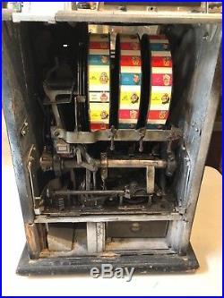 Mills Novelty WISE CRACKER slot machine