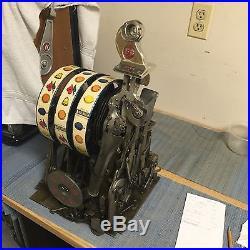 Mills Operator Bell