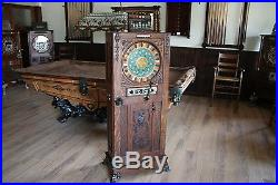 Mills Owl antique slot machine circa 1899 caille watling white victor