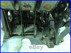 Mills Partial Slot Machine Mech Mechanism As Found For Parts Or Repair 10 Cent