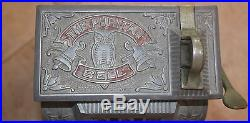 Mills Puritan Bell Antique Nickel Slot Machine