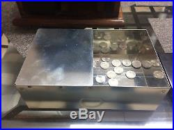 Mills QT Chevron 5 Cent Nickel slot machine works AWESOME