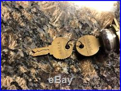 Mills QT Slot Machine Lock with 2 original keys