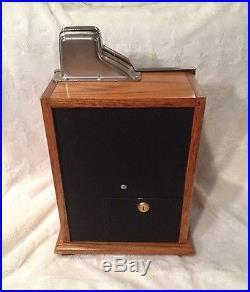 Mills QT Thunderbird Antique Slot Machine