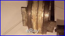 Mills Reel Straightener One of Four Ever Made