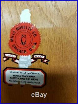 Mills Reproduction WAR EAGLE SLOT MACHINE FREE SHIPPING