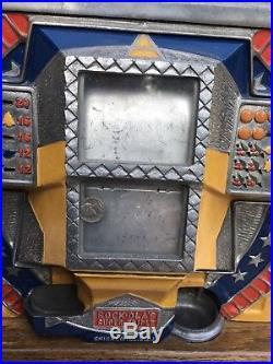 Mills Rockola's Super-triple 5 Cent Slot Machine