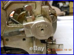 Mills / Saga 25 Cent Token Slot Machine Antique Vintage On Sale