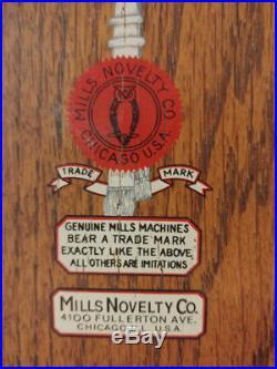 Mills Skyscraper, Slot Machine, True Penny Slot! Very Rare! Pristine, Complete