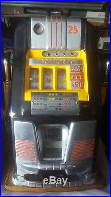 Mills Slot MACHINE 25 Cent