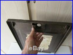Mills Slot Machine Back Door. A Nice Straight Back Door. No Pry Bends