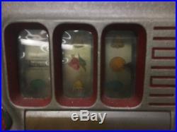 Mills Slot Machine / Nickel / Cherries