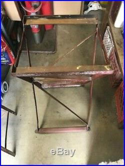 Mills Slot Machine Stand Original Fold Up Stand