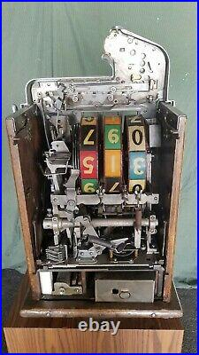 Mills Slot Machine War Eagle