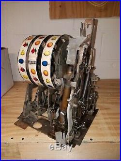 Mills Slot Machine mechanism