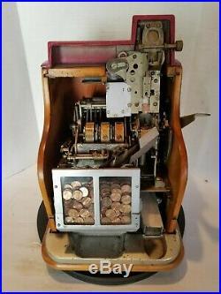 Mills Sweetheart QT Slot Machine 1 Cent
