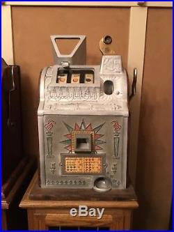 Mills Torch Slot Machine