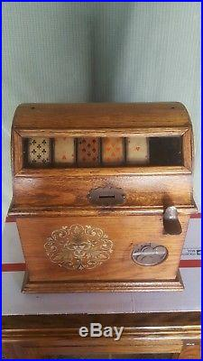 Mills Trade Stimulator. Slot Machine