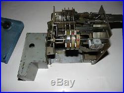 Mills Vest Pocket Bell Fruit Nickel Slot Machine Antique Trade Stimulator WORKS