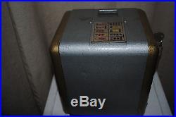 Mills Vest Pocket RARE PENNY Slot Machine, very low serial 891 on Mills ID Plate