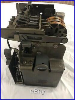 Mills Vest Pocket Slot Machine Tested & Working Antique Trade Stimulator
