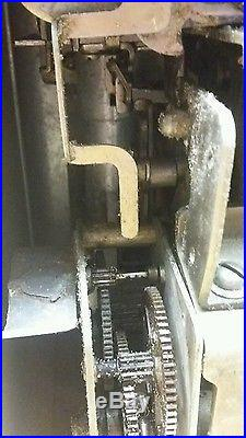 Mills Vest Pocket slot machine as is parts restore