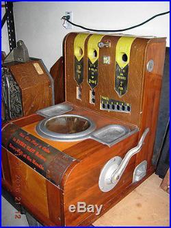 Mills slot machine