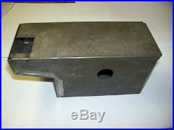 Mills vest pocket slot machine coin box with lid