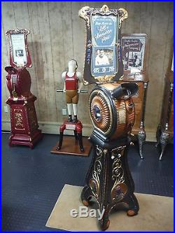Museum Quality Restored Indian Mutoscope Babe Ruth/ Golfer /or/ Other Movie Reel