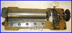 Music Box Mechanism Out Of Old Upright Slot Machine Caille Mills