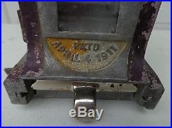 Original 1930's Mills Novelty Company Slot Machine Mint Side Vendor