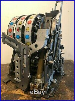 ORIGINAL 1940's 25¢ Mills Water Melon Antique Slot Machine